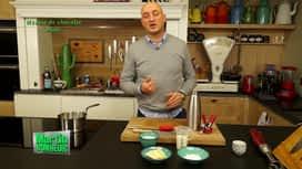 Martin Bonheur : Mousse de chocolat blanc