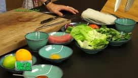 Martin Bonheur : Salade de boeuf Thaï