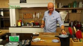 Martin Bonheur : Tapas de porc aux chicons crus