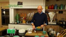 Martin Bonheur : Cheese cake salé au fromage de chèvre et radis