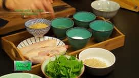 Martin Bonheur : Poulet grillé et mariné à la japonaise