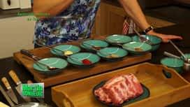 Martin Bonheur : Spare-ribs marinés au four