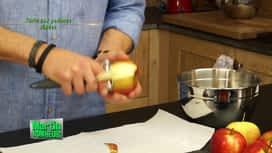 Martin Bonheur : Tarte aux pommes rapées