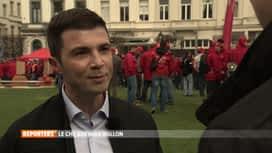 Reporters : Raoul Hedebouw : Le Che Guevara wallon ?