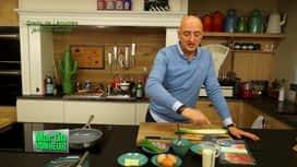 Martin Bonheur : Gratin de poireaux au jambon Ganda