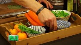 Martin Bonheur : Tartare de carottes aux clémentines