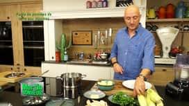 Martin Bonheur : Purée de pommes de terres aux légumes
