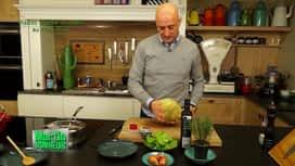 Martin Bonheur : Risotto végétal de céleri au faux gras