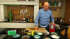 Martin Bonheur : Cake chocolat banane