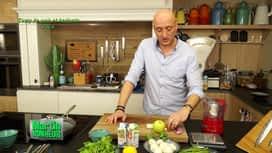 Martin Bonheur : Curry de pois et haricots coco