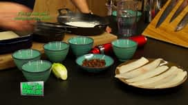 Martin Bonheur : Filets de sole pané vinaigrette aux câpres