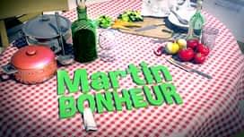 Martin Bonheur : Tomate surprise aux crevettes grises d'Oostduinkerke