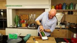 Martin Bonheur : Légumes à la carbonara