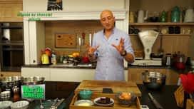 Martin Bonheur : Mousse au chocolat minute