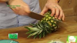 Martin Bonheur : Mousse aux ananas poêlés