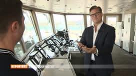 Reporters : A bord du plus grand paquebot du monde