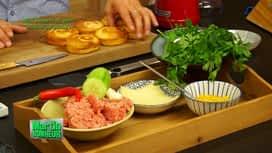 Martin Bonheur : Mini burgers de porc brioché au pickles
