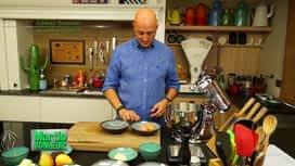 Martin Bonheur : Gâteau financier au café et poires