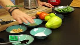 Martin Bonheur : Salade de papaye verte