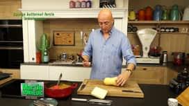 Martin Bonheur : Courge butternut farcie à la bolognaise