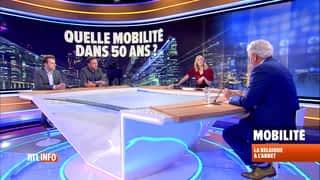 Mobilité: la Belgique à l'arrêt : Mobilité : La Belgique à l'arrêt