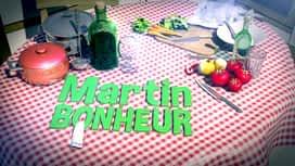 Martin Bonheur : Biscuit sablé chantilly pistache