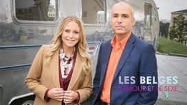 Les belges, l'amour et le sexe en replay
