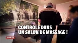 Enquêtes : Ep 9 : interventions avec le superviseur & contrôle dans un salon d...
