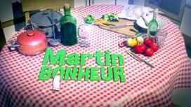 Martin Bonheur : Laitue rôtie sauce yaourt à la coriandre