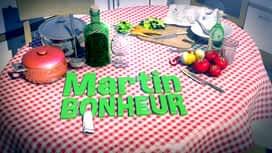 Martin Bonheur : Tartare et oeufs de saumon