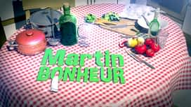 Martin Bonheur : Flan vapeur aux oeufs