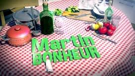 Martin Bonheur : Pain-saucisse au jambon cru