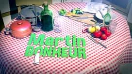 Martin Bonheur : Risotto de palourdes au safran