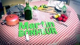 Martin Bonheur : Céleri rave en croûte de sel