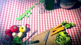 Martin Bonheur : Carottes confites caramel de carotte