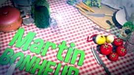 Martin Bonheur : Aligot au jambon Ganda et potimarron