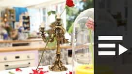 Le Meilleur Pâtissier - Chefs & Célébrités : Les créations des demi-finalistes
