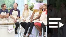 Le Meilleur Pâtissier - Chefs & Célébrités : Les meilleurs moments - Le Meilleur Pâtissier Spéciale Célébrités - semaine 3