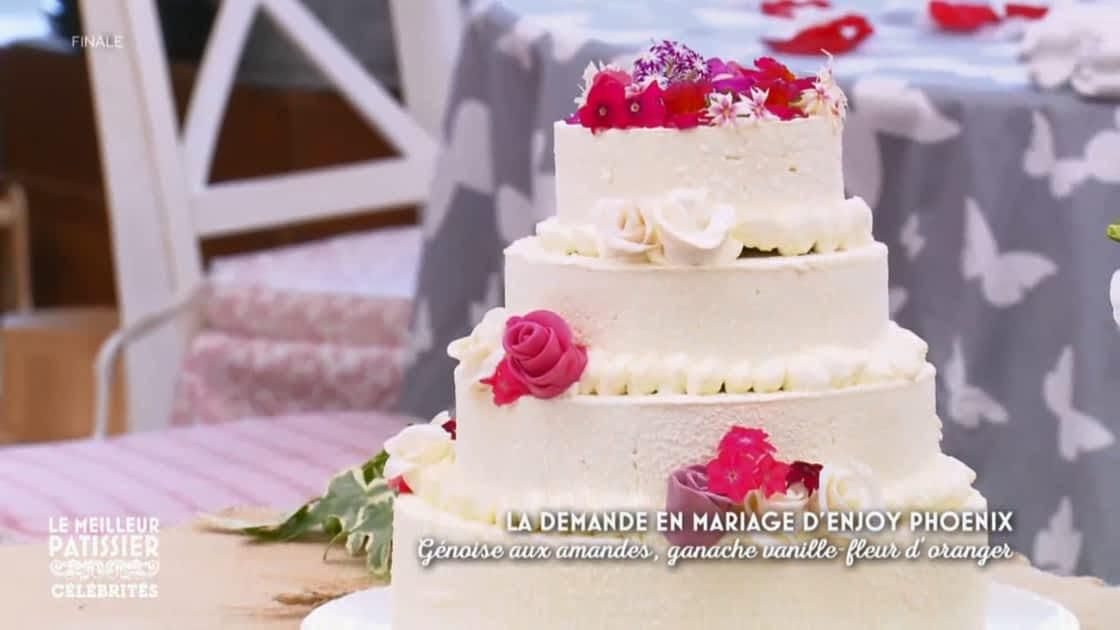 Le Meilleur Pâtissier Chefs Célébrités La Demande En Mariage Denjoy Phoenix