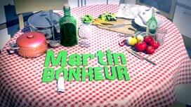 Martin Bonheur : Flan au chocolat