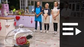 Le Meilleur Pâtissier - Chefs & Célébrités : Les meilleurs moments - Le Meilleur Pâtissier Spéciale Célébrités - semaine 4
