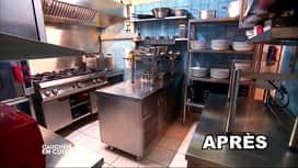 Cauchemar en cuisine : Maxence et sa famille découvrent leur nouvelle cuisine