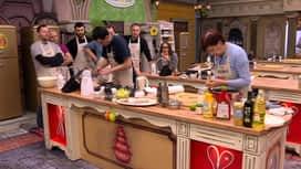 Tri, dva, jedan - kuhaj! : Epizoda 32 / Sezona 6 : 22.03.2018.