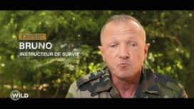 Wild, la course de survie : Le portrait de Bruno, 57 ans, instructeur de survie