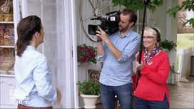 Le meilleur pâtissier - célébrités : Cyril Lignac et Mercotte en équipe de tournage !