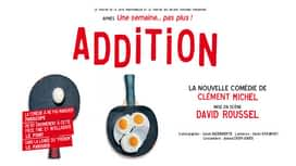 Addition en replay