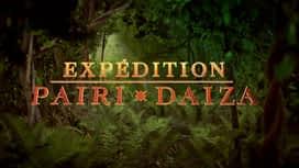 Expédition Pairi Daiza : Emission du 08/04