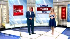 Place Royale : Emission du 07/04