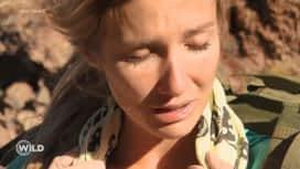 Wild, la course de survie : À 4 300 mètres d'altitude, Laura fait une crise d'angoisse !