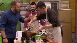 Tri, dva, jedan - kuhaj! : Epizoda 46 / Sezona 6 : 17.04.2018.